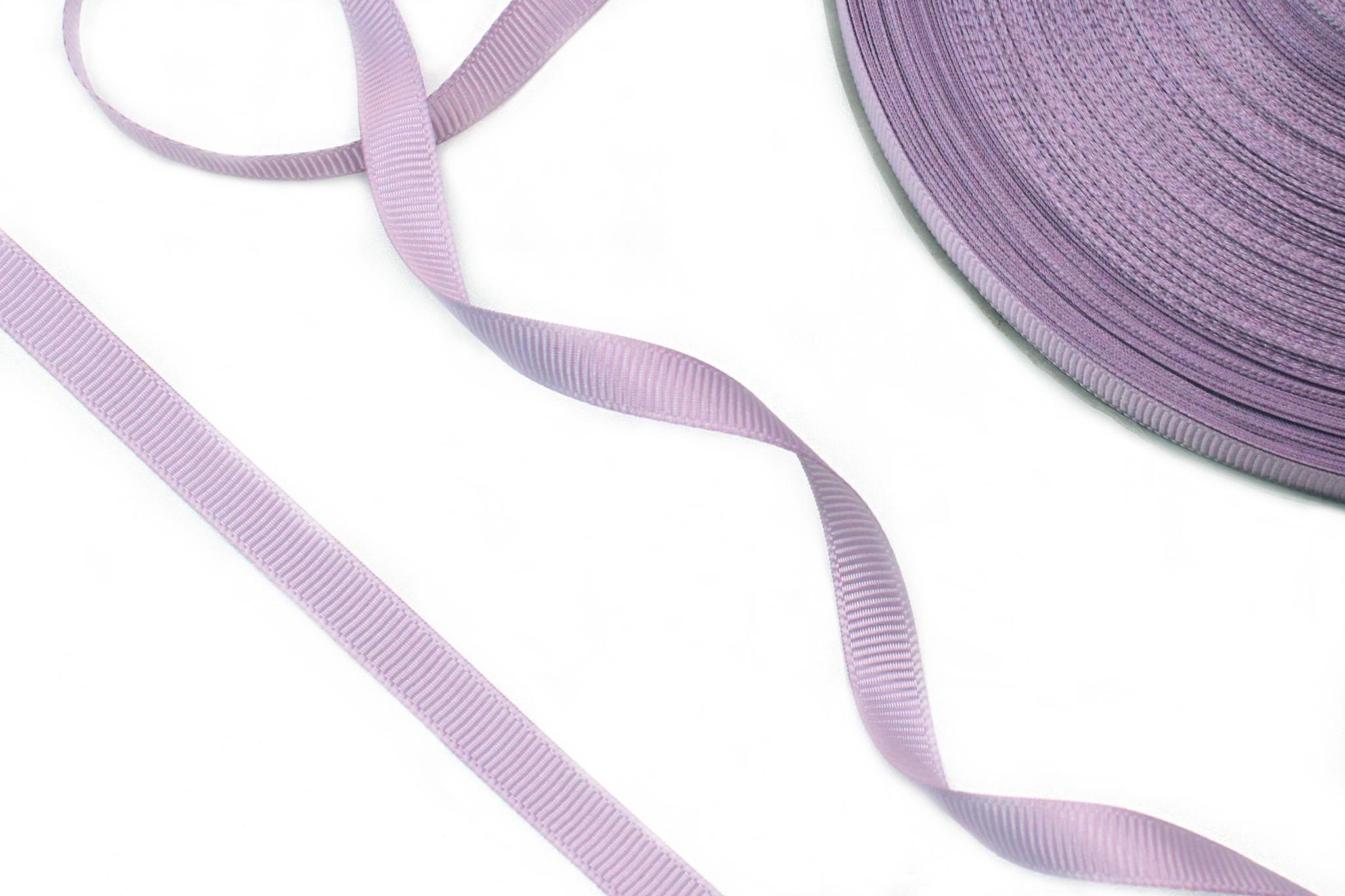 Лента репс. пыльно-фиолетовая,1 см