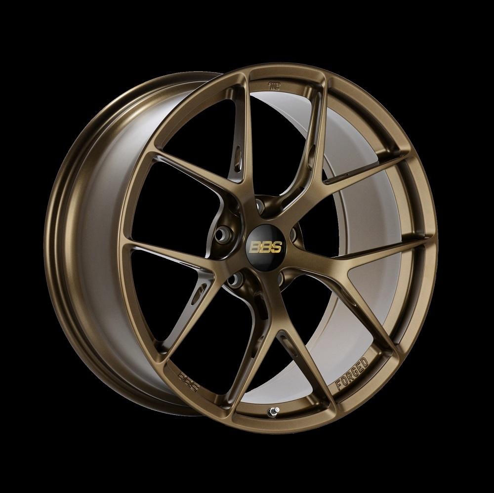 Диск колесный BBS FI-R 9x20 5x112 ET35 CB82.0 satin bronze