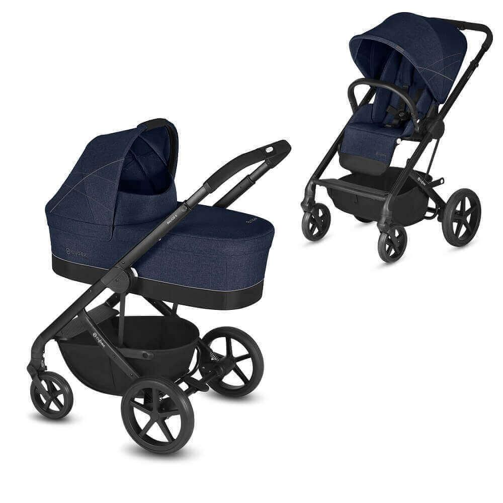 Cybex Balios S 2 в 1, для новорожденных Детская коляска Cybex Balios S 2 в 1 Denim Blue CYB_18_EU_DEBL_BaliosS_2in1_composite_DERV_HQ.jpg