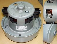 Мотор пылесоса 1500W SAMSUNG