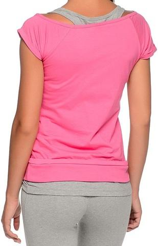 Комплект женская футболка с майкой CHAMPION 106971 (2792)