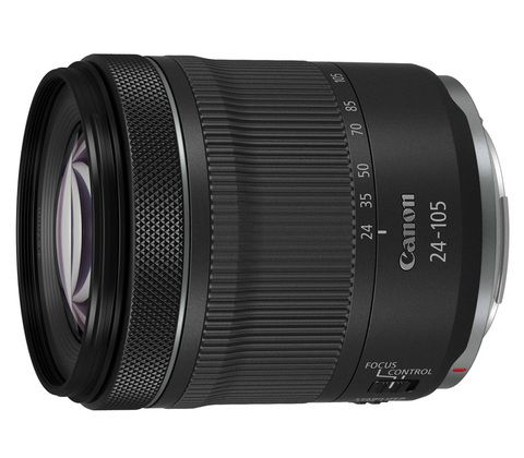 Объектив Canon RF 24-105 F4-7.1 IS STM