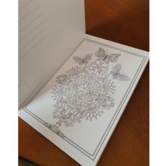Раскраска антистресс открытки