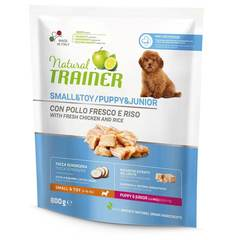 Сухой корм Trainer Natural Small and Toy Puppy and Junior