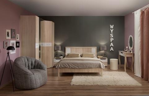 Спальня WYSPAA-2 Глазов дуб сонома