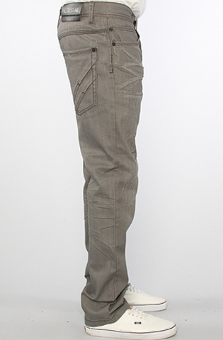 Серые джинсы мужские фото 3