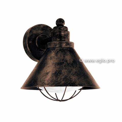 Уличный светильник Eglo BARROSELA 94858