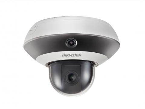 Панорамная IP-камера Hikvision DS-2PT3122IZ-DE3