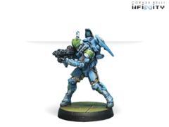 Akal Commando (PanOceania Booster Pack Alpha)