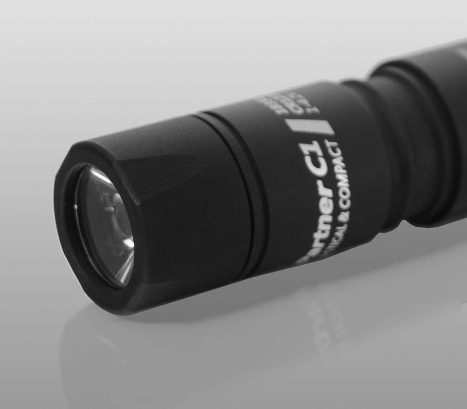Тактический фонарь Armytek Partner C1 (тёплый свет) - фото 7