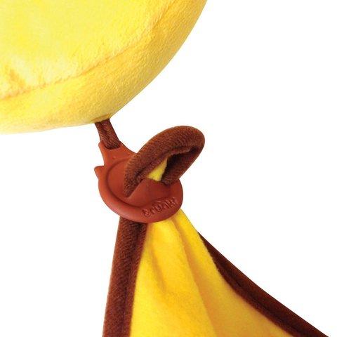 Подголовник детский Yondi Лев, желтый