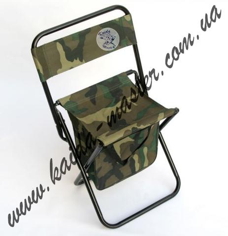 Раскладной стул - сумка со спинкой