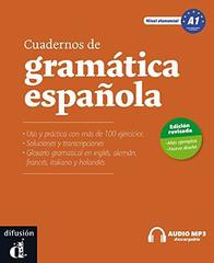 Gramatica espanola A1 + CD MP3 Cuaderno NEd