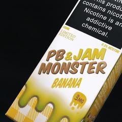 Jam Monster & PB Banana