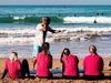 Международный серф-йога кемп в Велигаме