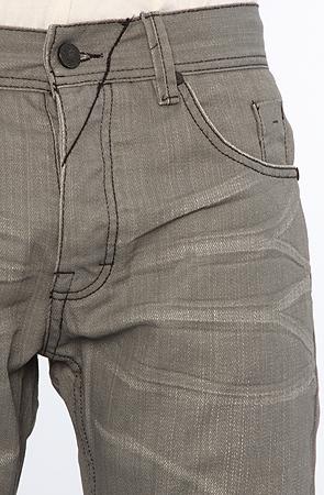 Серые джинсы мужские фото 6