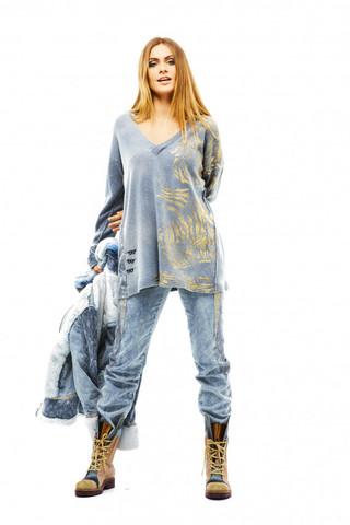 Пуловер вязаный Elisa Cavaletti арт. EJW184041502