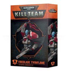 Kill Team: Fireblade Twinfire Commander set