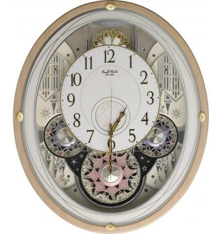 Настенные часы Rhythm 4MH402WD13