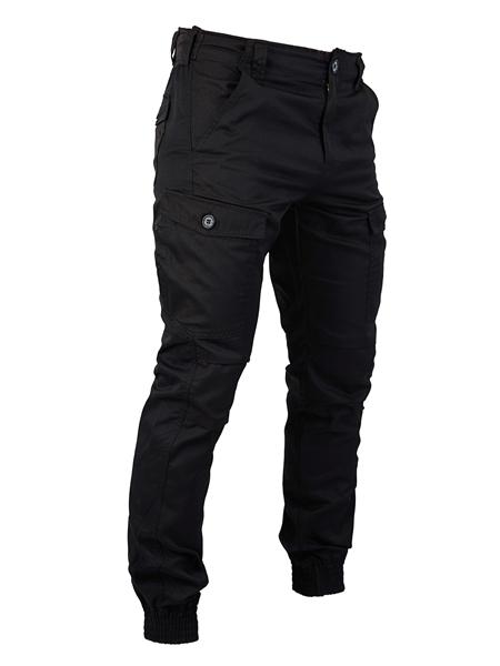 Джоггеры мужские купить с карманами черные летние