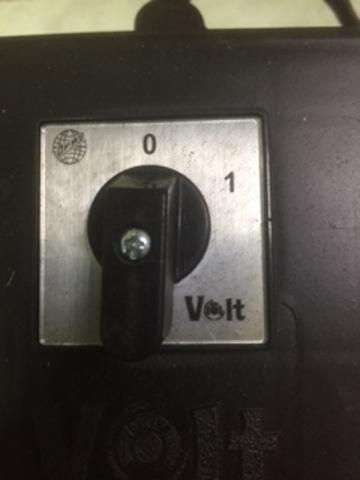 Моноблочный вакуумный насос сухого типа 0,55кВт/220в (Турция)