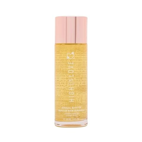 High on Love Чувственное масло для ванны, лаванда и мед