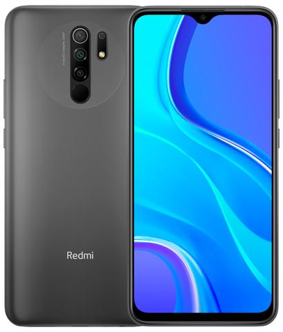 Смартфон Xiaomi Redmi 9 3/32GB (Серый) Global Version