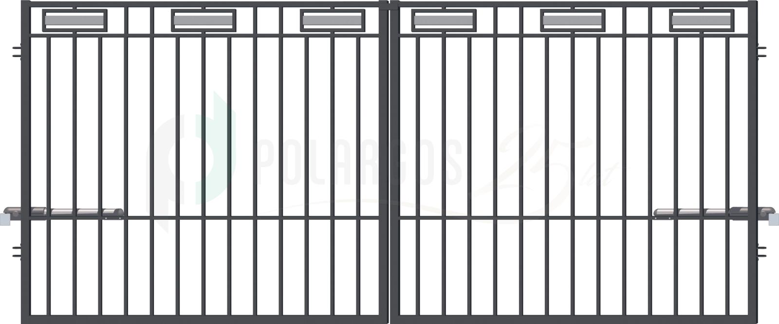 Система ограждения ARGOS 2,  POLARGOS