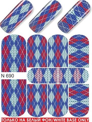 Слайдер-Дизайн 690 milv