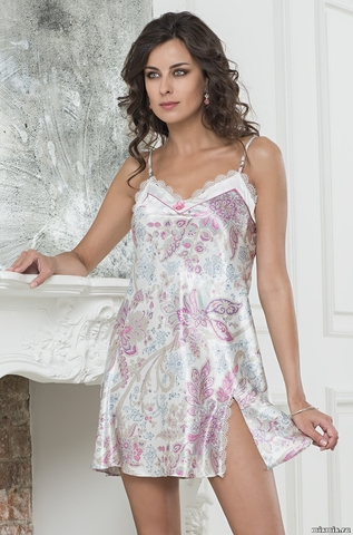 Короткая сорочка Mia-Amore 5931 SOPHIA (70% шелк)