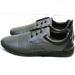 Спортивные туфли мужские smart casual Ridge Z-430 75-80Gray.