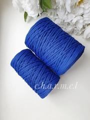 Королевский синий Полиэфирный шнур 4 мм