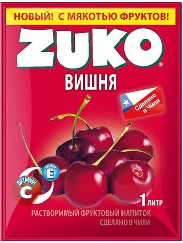 ZUKO 'Вишня', 25г