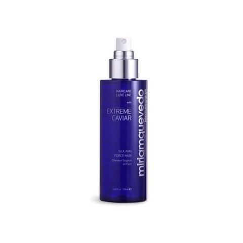 MIRIAM QUEVEDO | Оживляющий спрей для волос с протеинами шелка  и экстрактом черной икры / Extreme Caviar Silk & Force Hair, (150 мл)