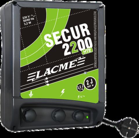 Электропастух Secur 2200 HTE Lacme для коз, овец, КРС, фото