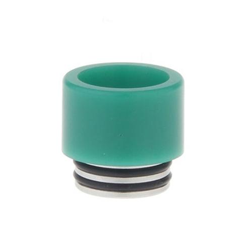 Drip-Tip 810 Wide Bore d12.4 (Goon*TFV8) зелёный