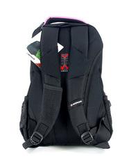 Рюкзак Wenger черный/фуксия