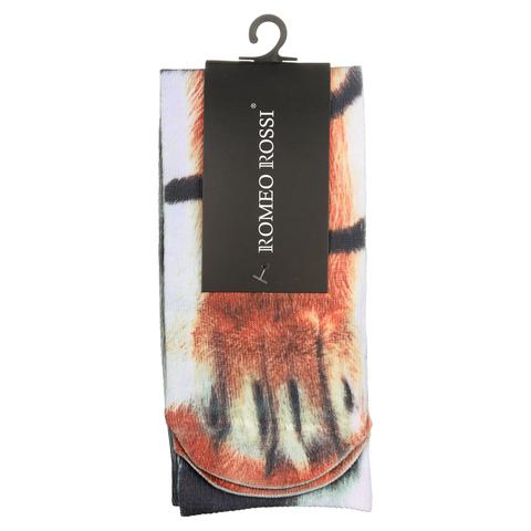 Мужские носки с принтом ROMEO ROSSI 8040-2