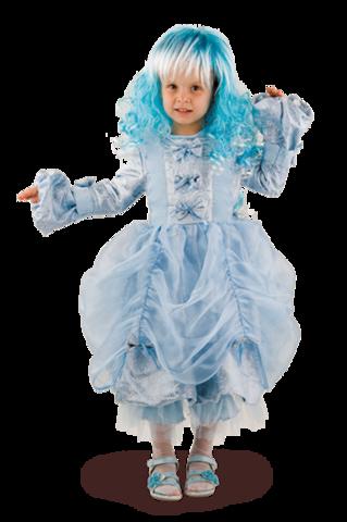 Карнавальный костюм  детский Мальвина