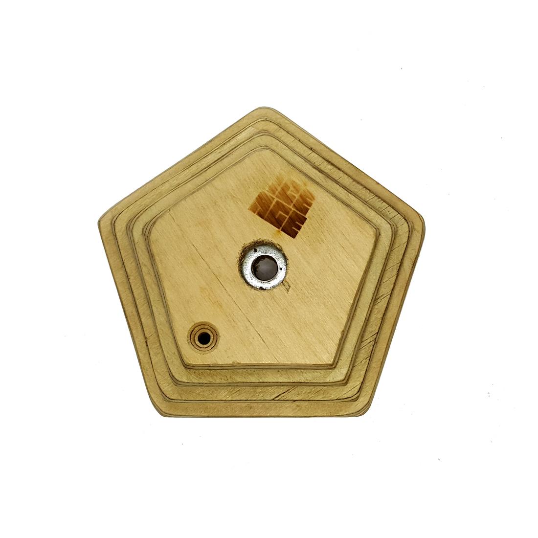Зацеп деревянный M-B (контурный)