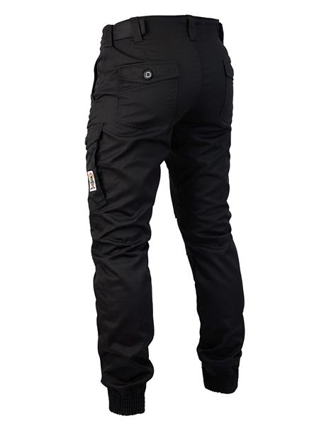 Купить штаны джоггеры мужские черные онлайн