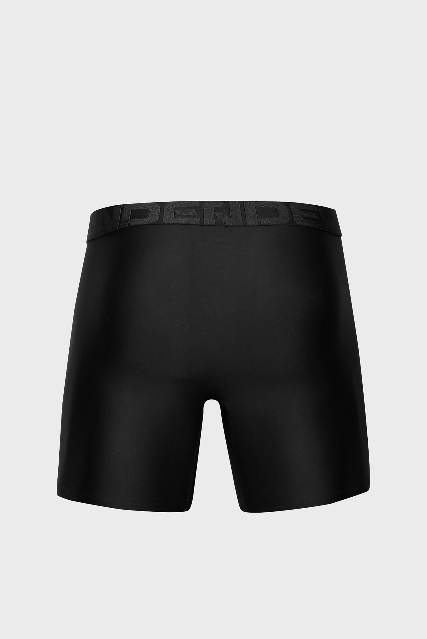 Мужские черные трус-боксеры (2 шт) Tech 6in 2 Pack Under Armour