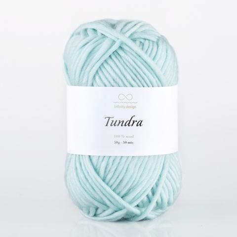 Пряжа Infinity Tundra 7512 мята