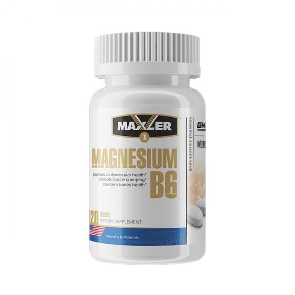Magnesium B6 120 табл