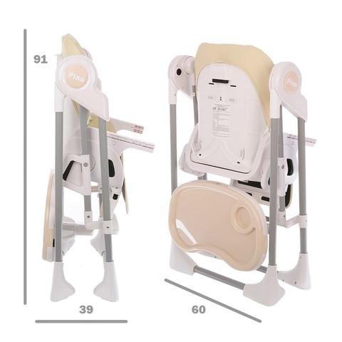 Стул для кормления/электрокачели 2 в1 Pino