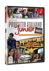Progetto italiano Junior Video 2 – DVD (PAL) ***