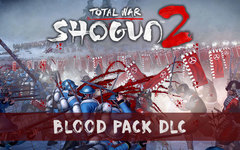 Total War : Shogun 2 - Blood Pack DLC (для ПК, цифровой ключ)