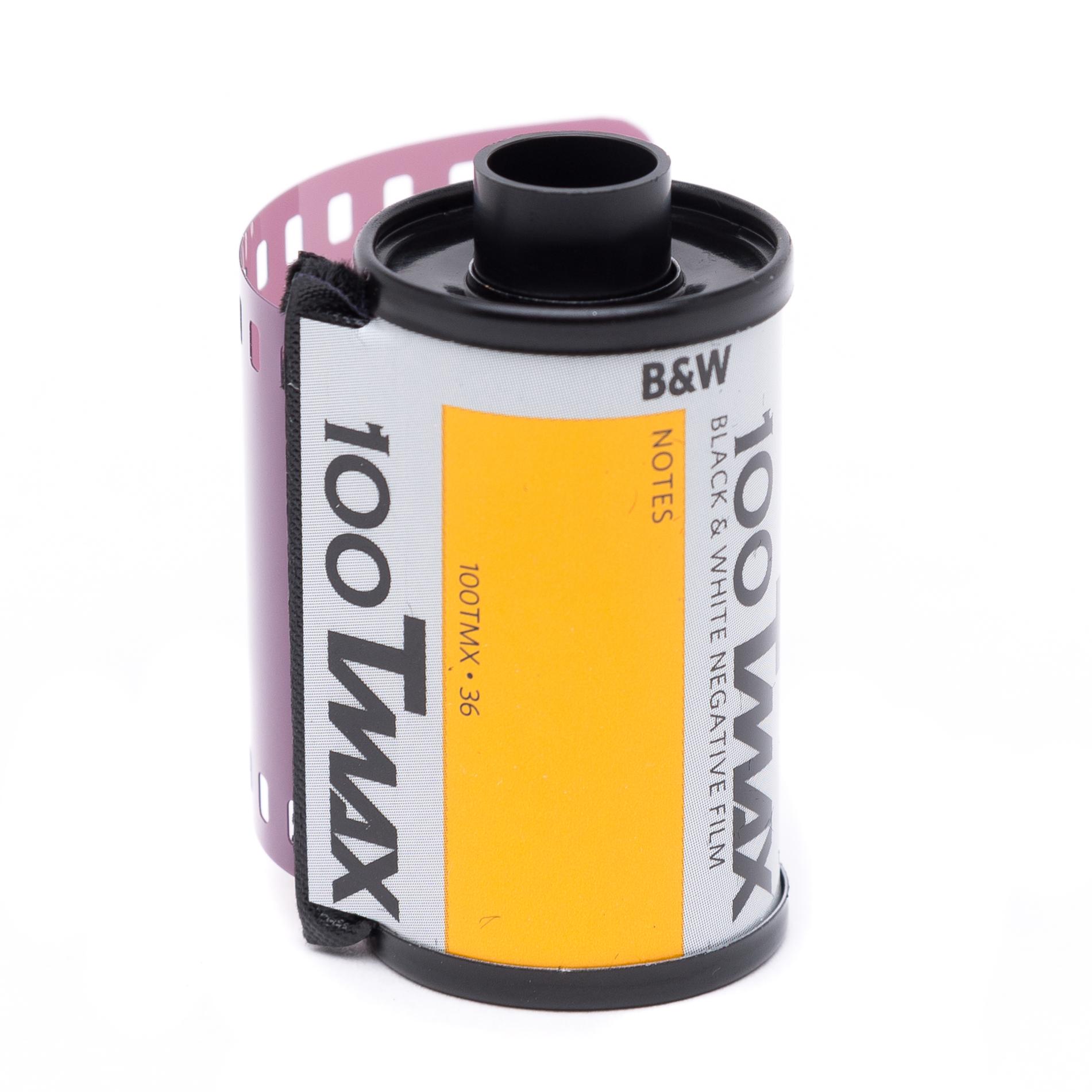 Фотопленка Kodak T-Max 100/135