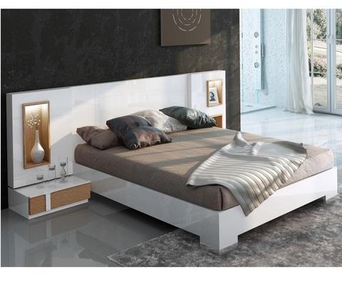 Кровать Fenicia Mobiliario 515 ZARAGOZA Blanco