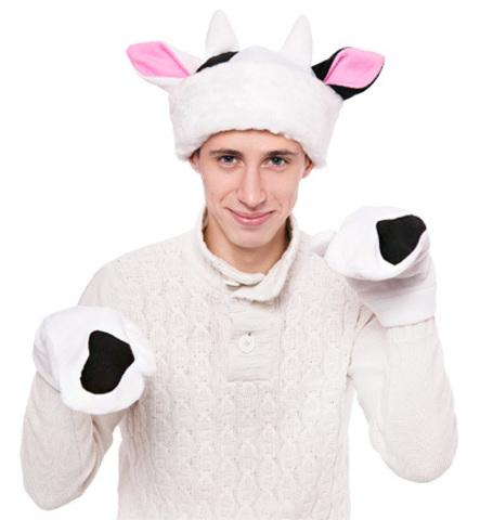 костюм Бык мини